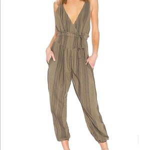 Free people all natural one piece NWT